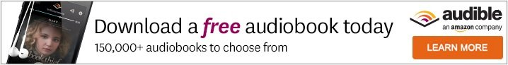 Top 100 Free Books. Free Audible Audio Book